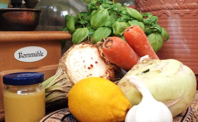 Gesunde Ernährung durch Beratung